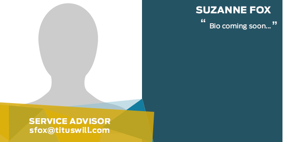 Suzanne Fox - Service Advisor at Titus-Will Ford