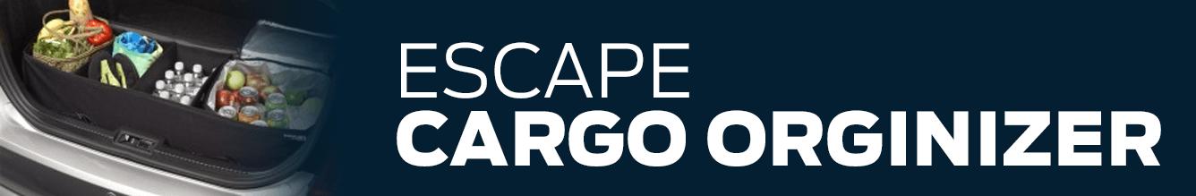 Ford Escape Cargo Organizer Accessory Research in Tacoma, WA