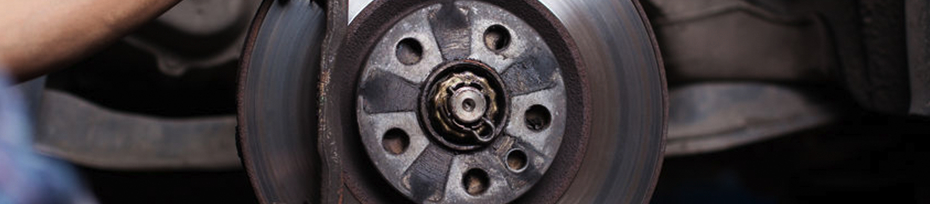 Learn more about our front brake rotor resurfacing and replacement service