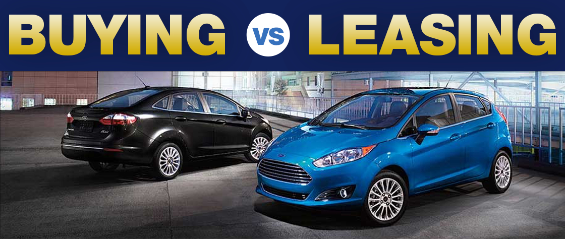 Learn about the benefits of leasing vs. buying your next new Ford at Titus-Will Ford in Tacoma, WA