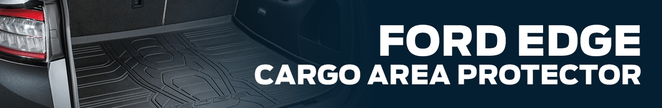 Genuine Ford Edge Cargo Area Protector Accessory Information in Tacoma, WA