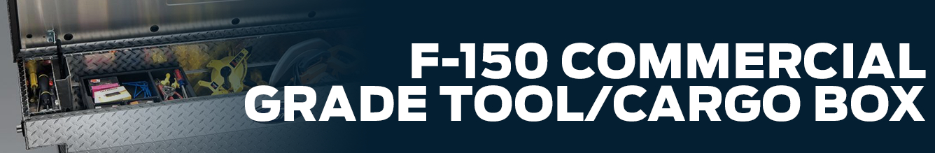 Genuine Ford F-150 Tool Cargo Box Parts Information in Tacoma, WA
