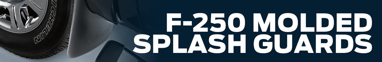 Ford F-250 Splash Guards Accessory Research in Tacoma, WA