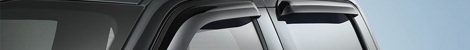 Order F-150 Side Window Deflectors from our online parts store at Titus Will Ford in Tacoma, WA