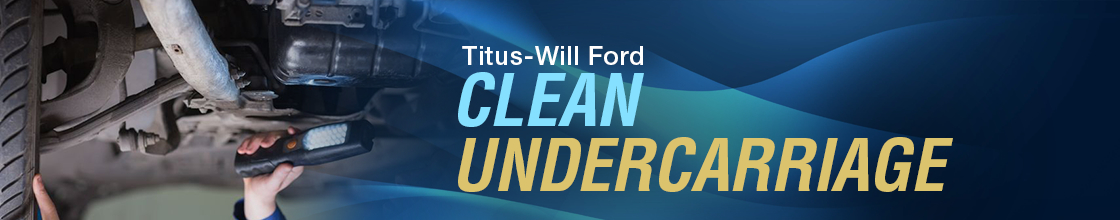 Ford Undercarriage Cleaning Service Information in Tacoma, WA