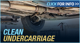 Click to learn about our clean undercarriage service at Titus Will Ford in Tacoma, WA