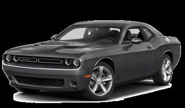 2016 Dodge Challenger model