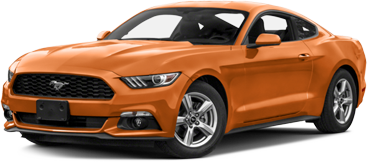 2016 Ford Mustang model