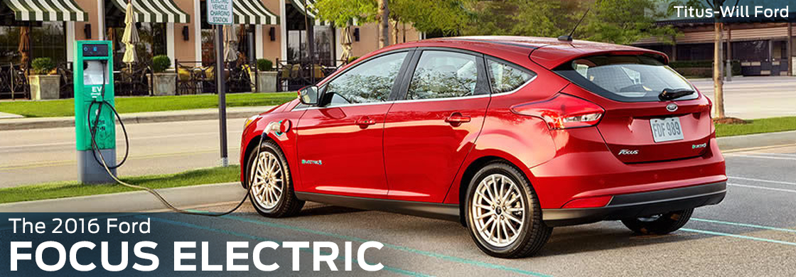 Research The New 2016 Ford Focus Electric Model in Tacoma, WA