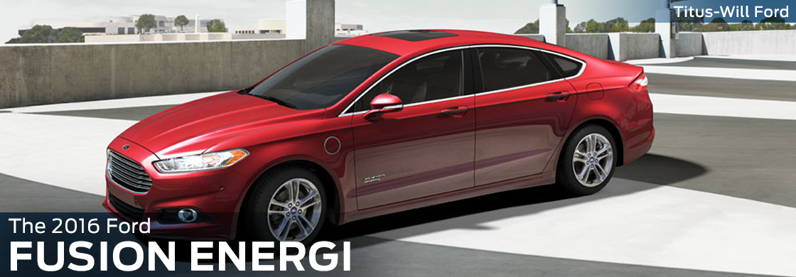 New 2016 Ford Fusion Energi Model Details in Tacoma, WA