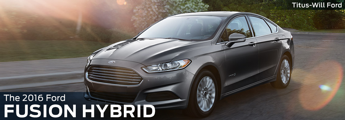 2016 Ford Fusion Hybrid Model Information in Tacoma, WA