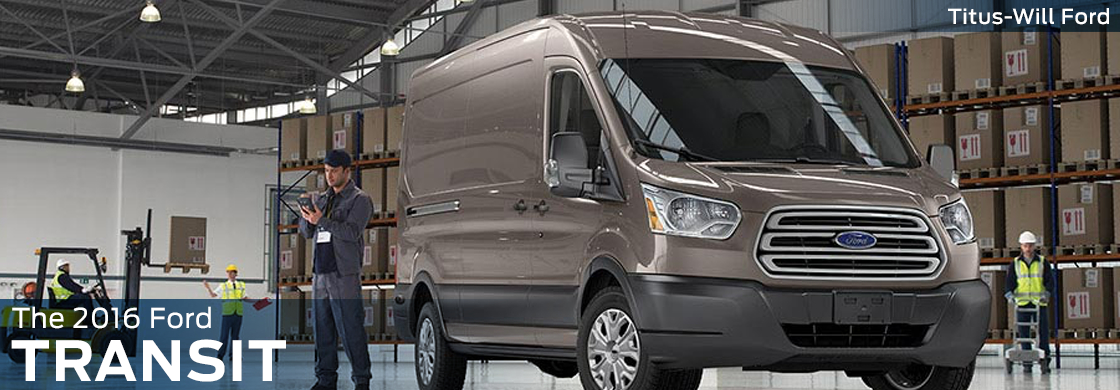 Research The New 2016 Ford Transit Model in Tacoma, WA