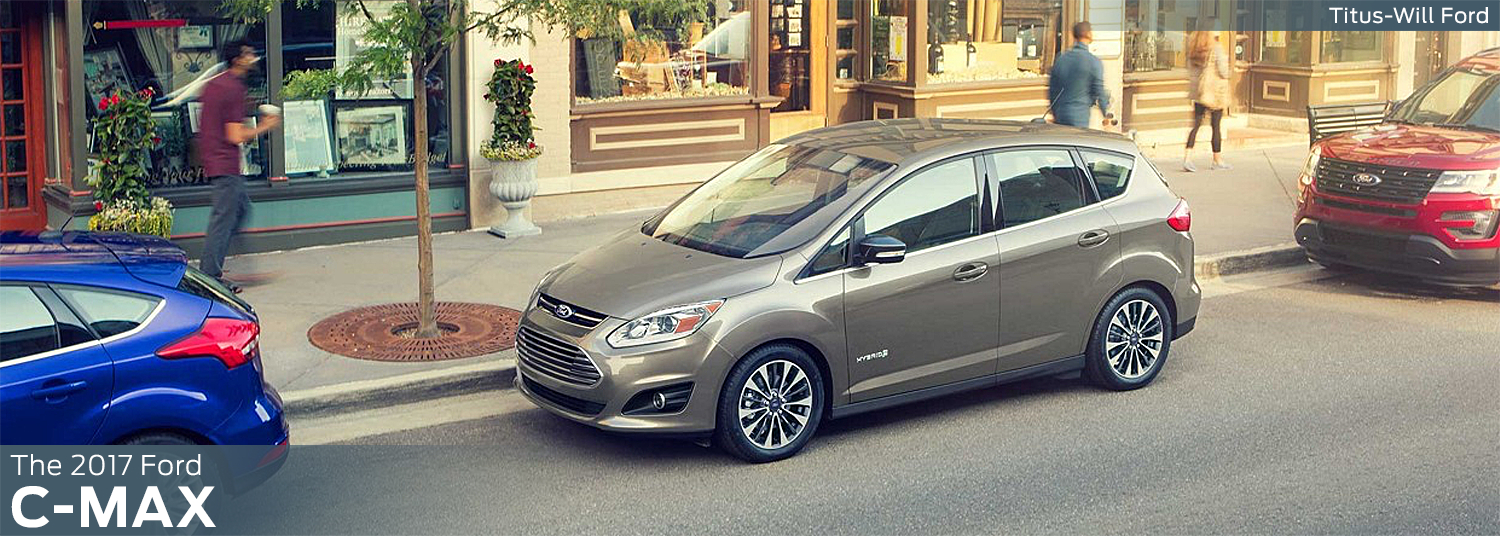 2017 Ford C-Max Model Information in Tacoma, WA