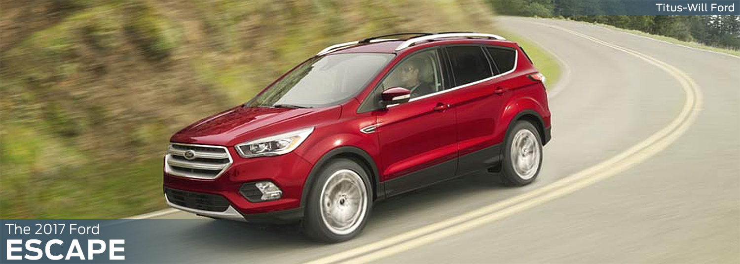 Research the new 2017 Ford Escape model in Tacoma, WA