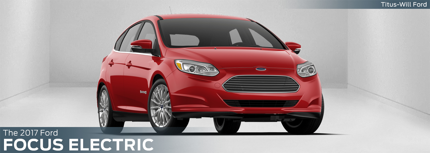 New 2017 Ford Focus Electric Model Information