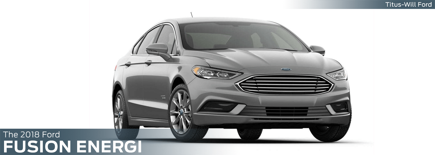 2018 Ford Fusion Energi model features, specs and technology information