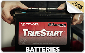 Click to learn about Toyota Batteries in Tacoma, WA