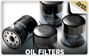 Click to learn about Toyota oil filters in Tacoma, WA