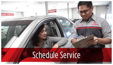 Schedule service at Titus-Will Toyota in Tacoma, WA