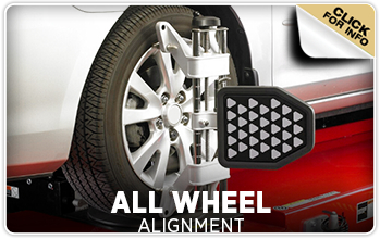 Click to learn more about our Toyota all-wheel alignment service available in Tacoma, WA