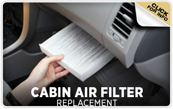 Click to learn more about our Toyota cabin air filter service available in Tacoma, WA