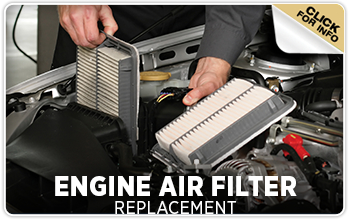 Click to learn more about our Toyota engine air filter service available in Tacoma, WA