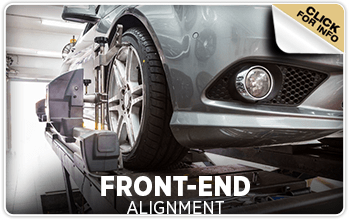 Browse our front-end alignment service information at Titus Will Toyota in Tacoma, WA