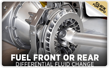 Browse our front or rear differential fluid change service information at Titus Will Toyota in Tacoma, WA