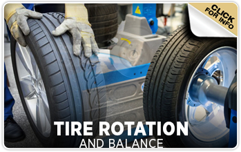 Click to view our Toyota tire & wheel rotation service information in Tacoma, WA