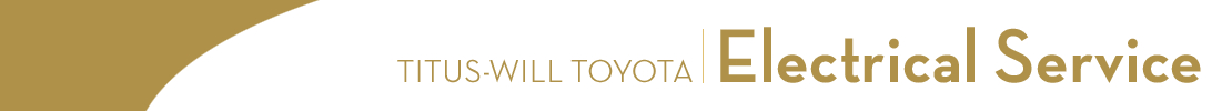 Toyota Electrical System Service Information in Tacoma, WA