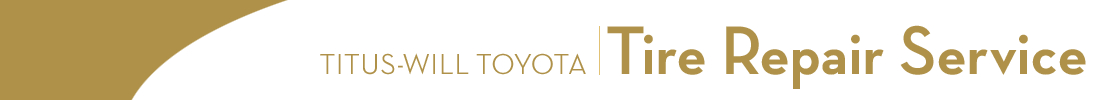 Toyota Tire Repair Service Information in Tacoma, WA