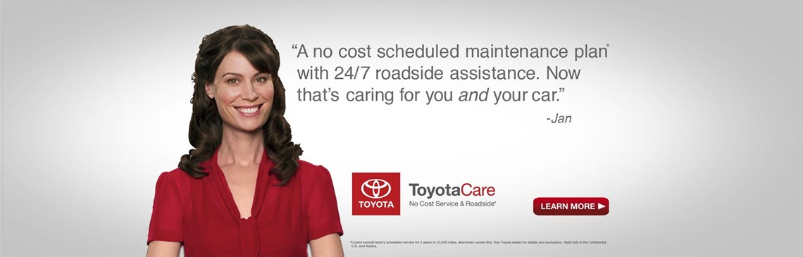 Tacoma ToyotaCare at Titus-Will Toyota