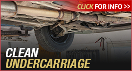 Click to browse our Toyota undercarriage cleaning service information in Tacoma, WA