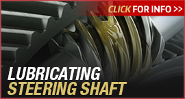 Click to browse our Toyota undercarriage steering shaft lubrication service information in Tacoma, WA