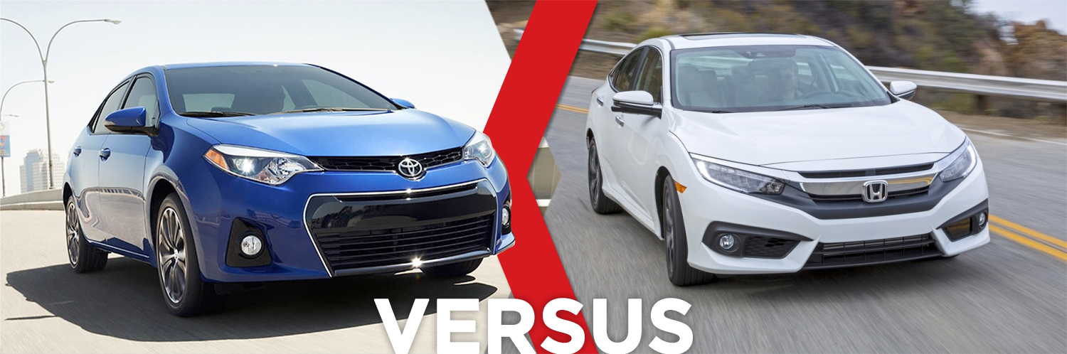 Research Information on the 2016 Toyota Corolla vs 2016 Honda Civic Competitive Comparison at Titus-Will Toyota in Tacoma