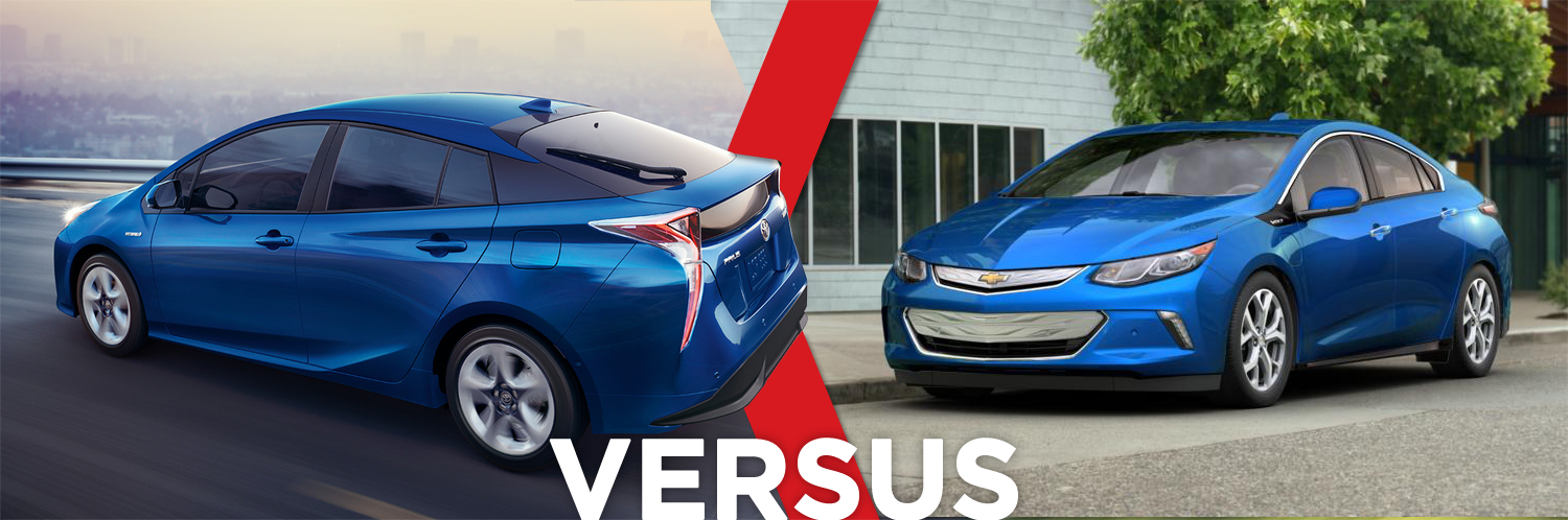 Competitve Comparison between the 2016 Toyota Prius vs 2016 Chevy Volt provided by Titus-Will Toyota