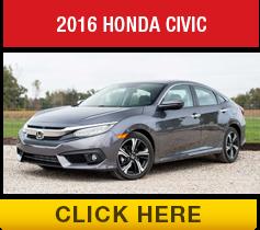Compare the 2016 Toyota Corolla vs the 2016 Honda Civic