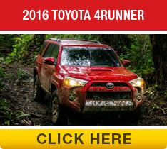 Compare the 2016 Toyota Highlander vs the 2016 4Runner