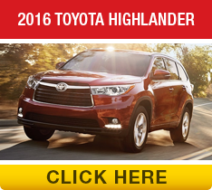 Compare the 2016 Toyota 4Runner vs the 2016 Highlander