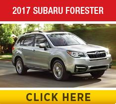 Compare the 2017 Toyota RAV4 vs the 2017 Subaru Forester