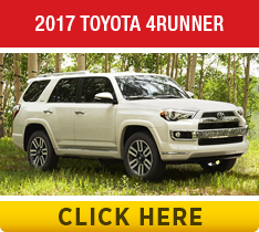 Compare the 2017 Toyota Highlander vs the 2017 4Runner