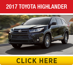 Compare the 2017 Toyota 4Runner vs the 2017 Highlander