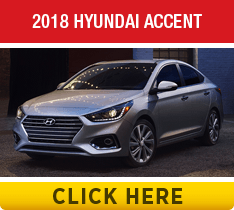 Click to view our full comparison of the 2018 Toyota Yaris and Hyundai Accent model