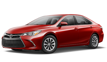 2016 Toyota Camry LE Model