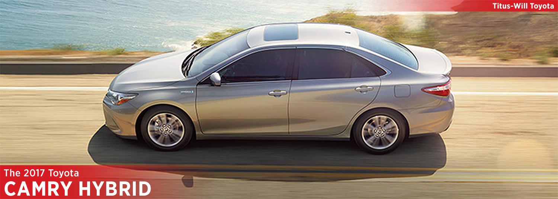 2017 Toyota Camry Hybrid Model Information
