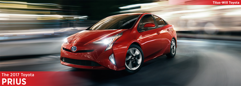2017 Toyota Prius Model Information