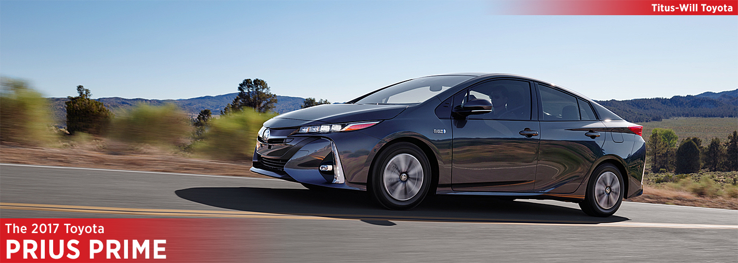 New 2017 Toyota Prius Prime Model Information