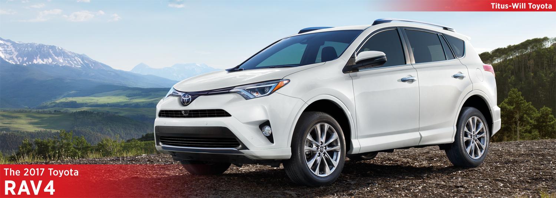 2017 Toyota RAV4 Model Information