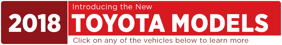 2018 Toyota Model Information in Tacoma, WA