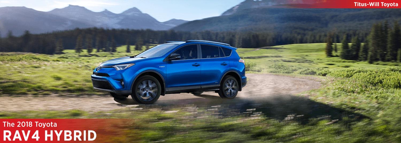 New 2018 Toyota RAV4 Hybrid Model Information
